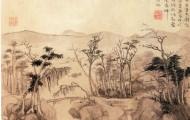 中国历代名画-明代 (21)