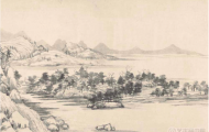 黄公望山水图画 (80)