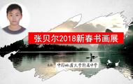 张贝尔2018新春书画展(第一辑) (70)