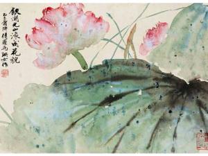 吴湖帆花鸟画:民国文人书画的代表