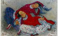 民国女画家潘玉良作品 (80)