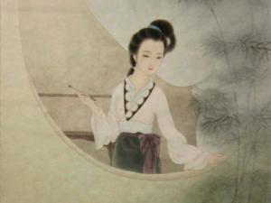 管道昇:笃信佛法的女书法家、画家、诗词创作家
